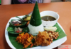 Local dishes in Bali, Indonesia