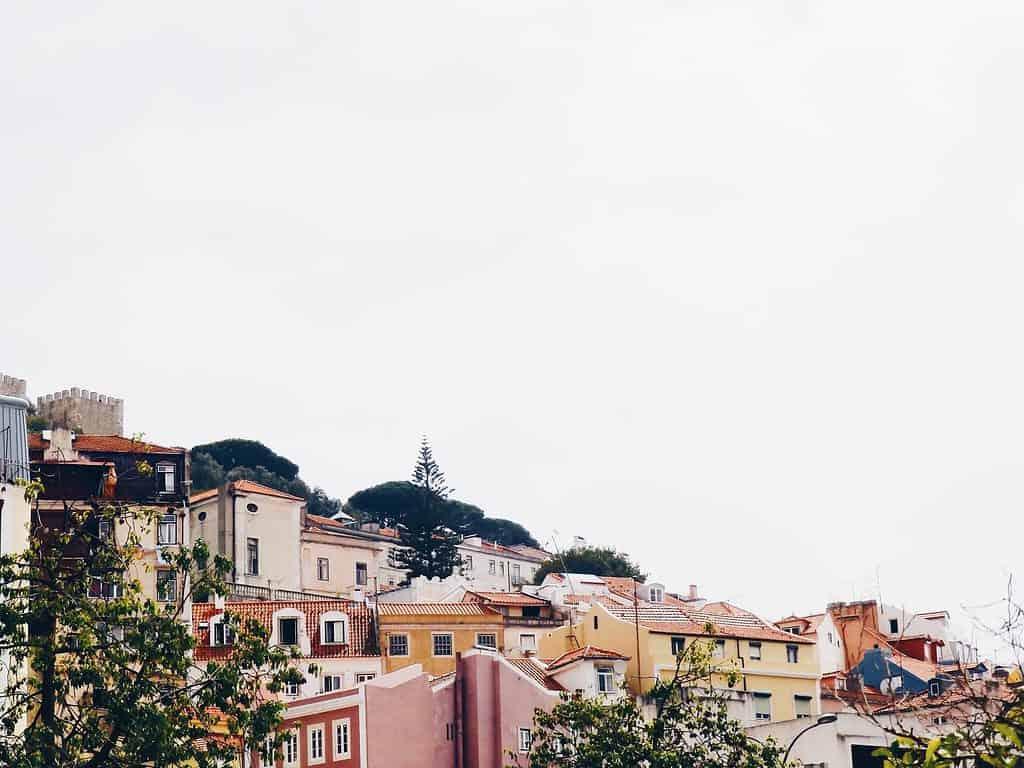 Lisbon neighborhoods, Portugal