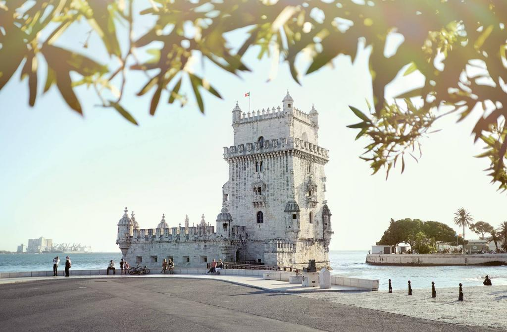 The Tower, Lisbon, Portugal