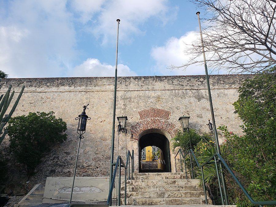 Fort Nassau - Things to Do in Curacao