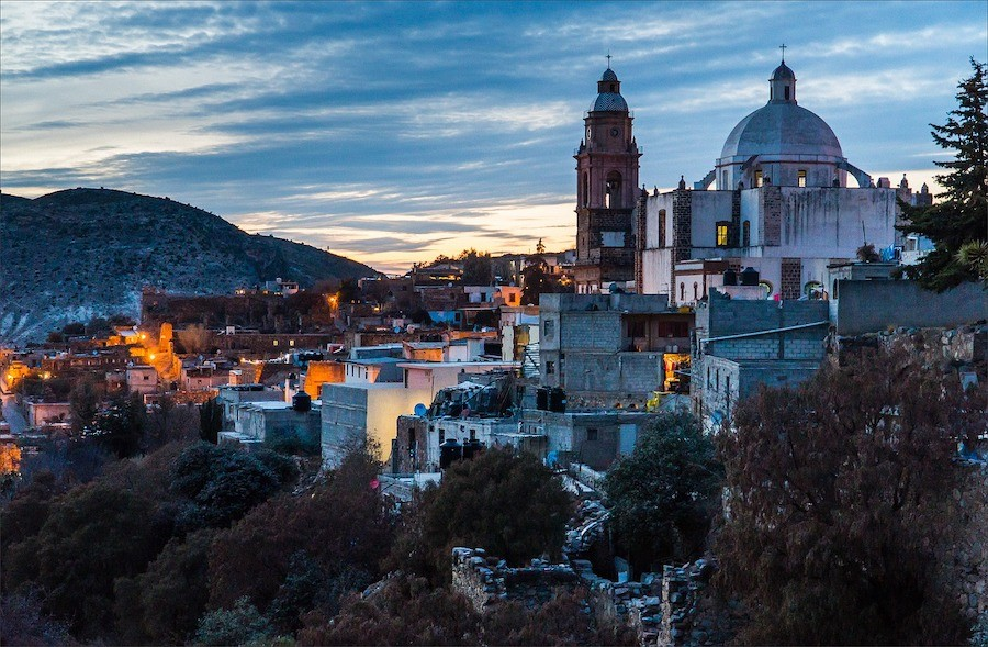 Mexican Town - Reasons to Plan a Vacation to Mexico