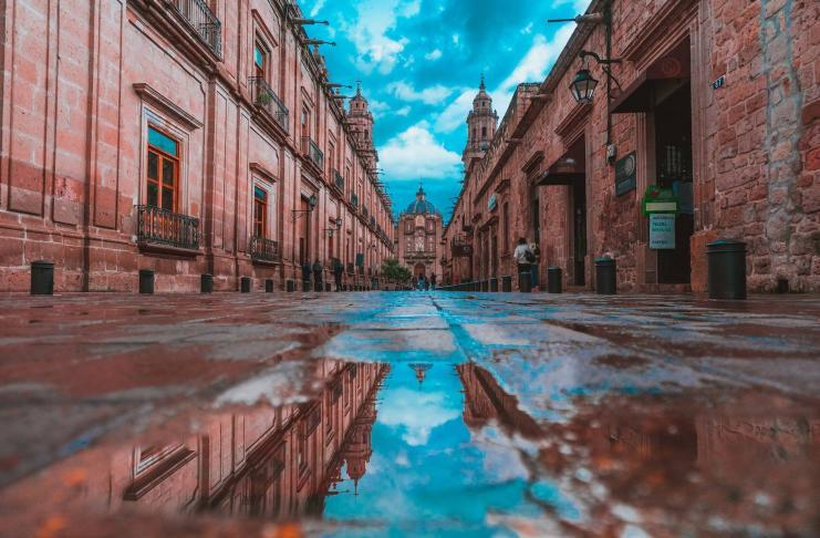 Mexico Streets