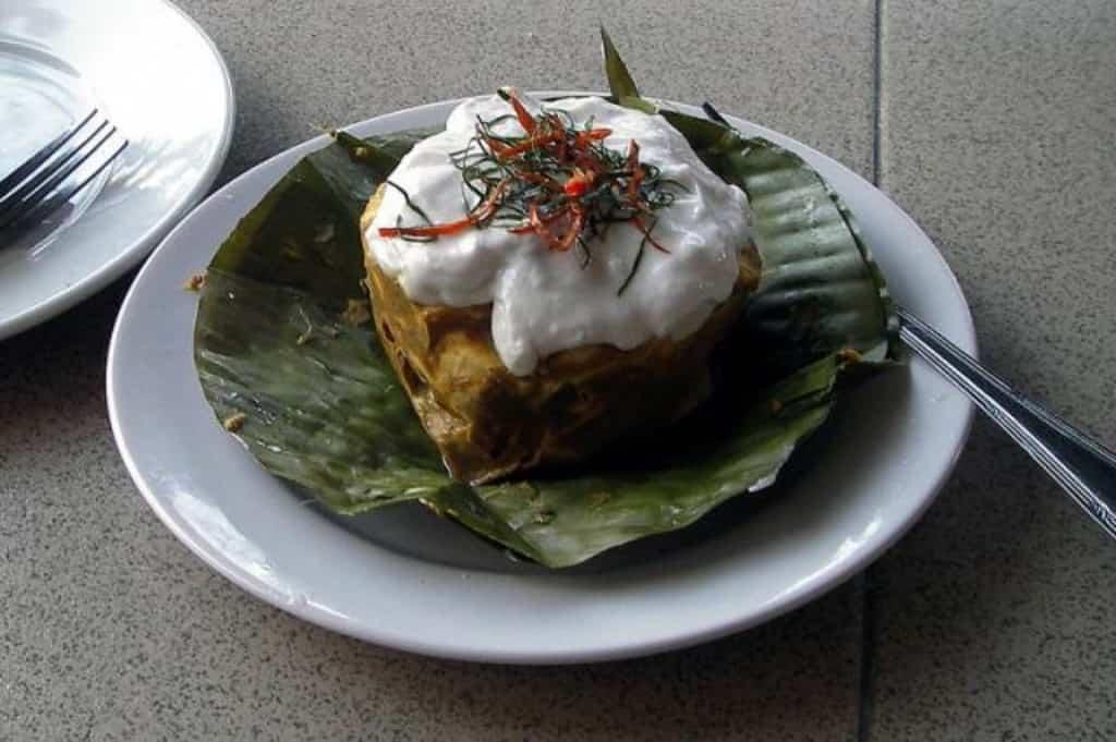 Khmer Food - Amok