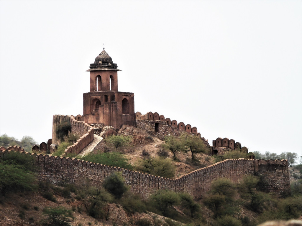 Facts about Jaipur - Amer Fort, India