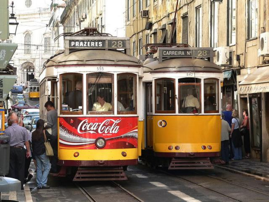 Lisbon in 2 days on the tram