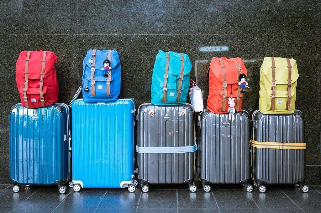 city break packing list