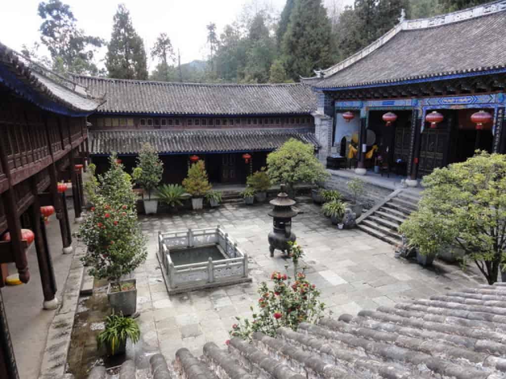 Learning Shaolin Kung Fu at Wu Wei Si Monastery, China