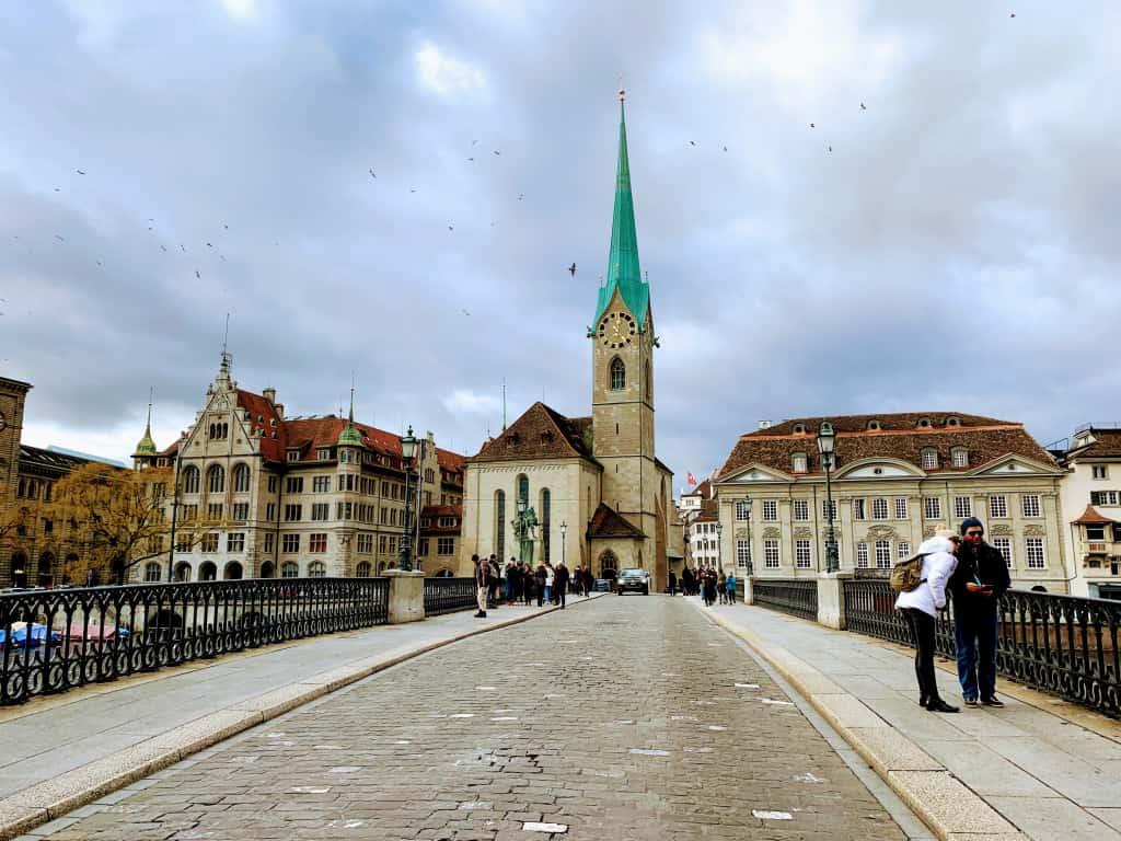 What to see in Zurich, Switzerland