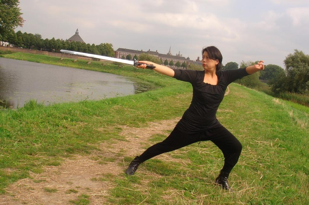 Learning Shaolin Kung Fu in China