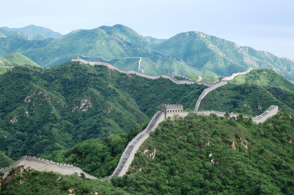 Places to visit in China - Great Wall