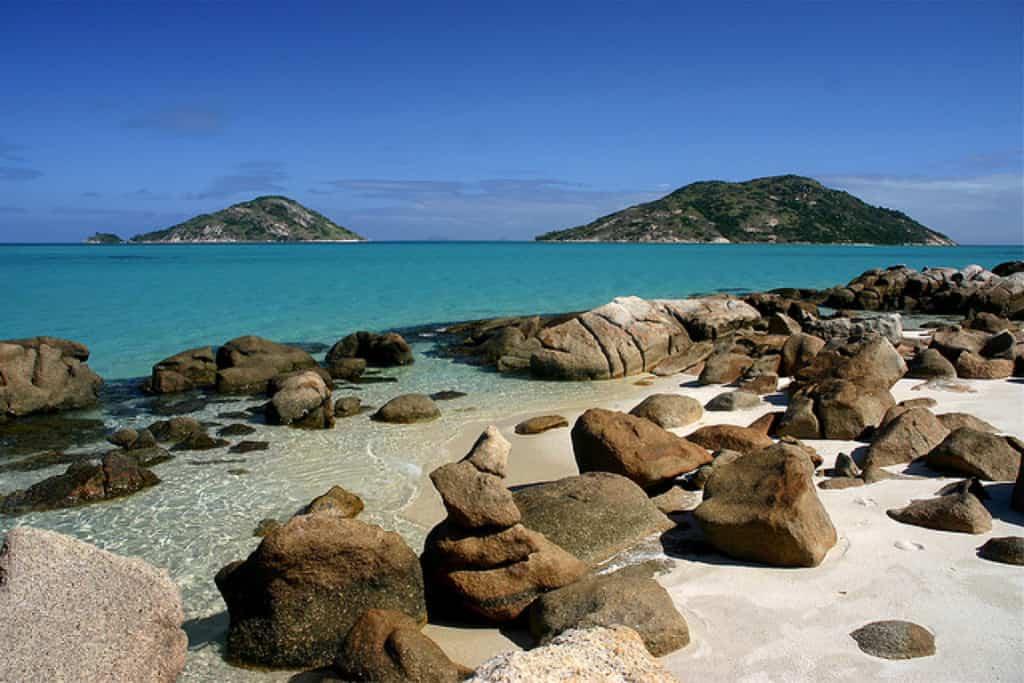 Lizard Island, Australia. Most remote beaches in the world, Australia. Philip Morton   Flickr Profile
