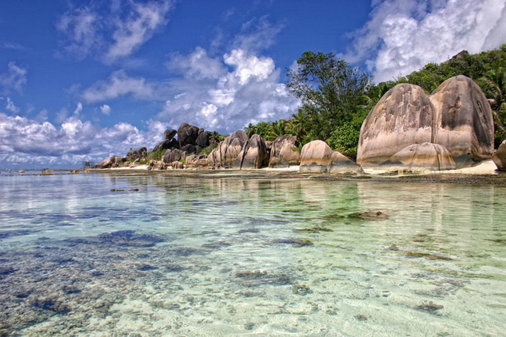 Anse Source d'Argent, Seychelles. Most remote beaches in the world, Seychelles. Socca   Flickr Profile