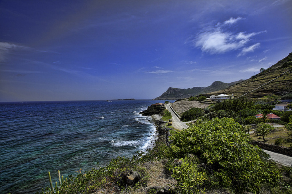 St. Barth's South Shore, French West Indies. Most remote beaches in the world, French West Indies. Charles Van den Broek   Flickr Profile