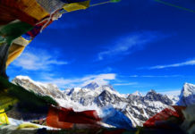 Trekking Mount Everest, Nepal