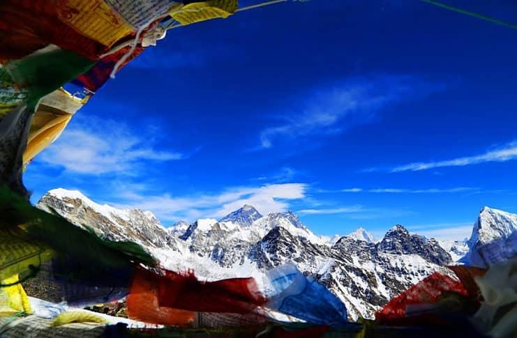 Trekking Mount Everest, Nepal