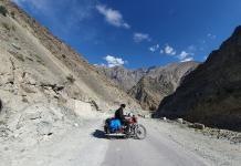 Motorcycle Tour of the Himalayas
