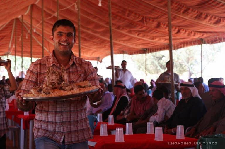 Mansaf in Jordan: Eating the Local Cuisine