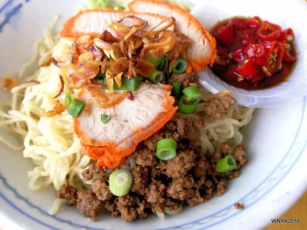 Malaysian dishes - Meekolok