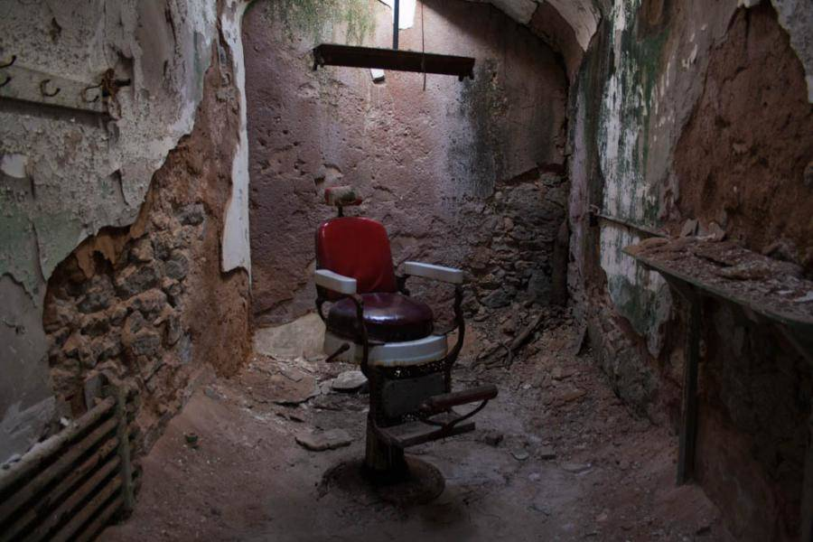 The Mad Chair: The Most Haunted Prison In America
