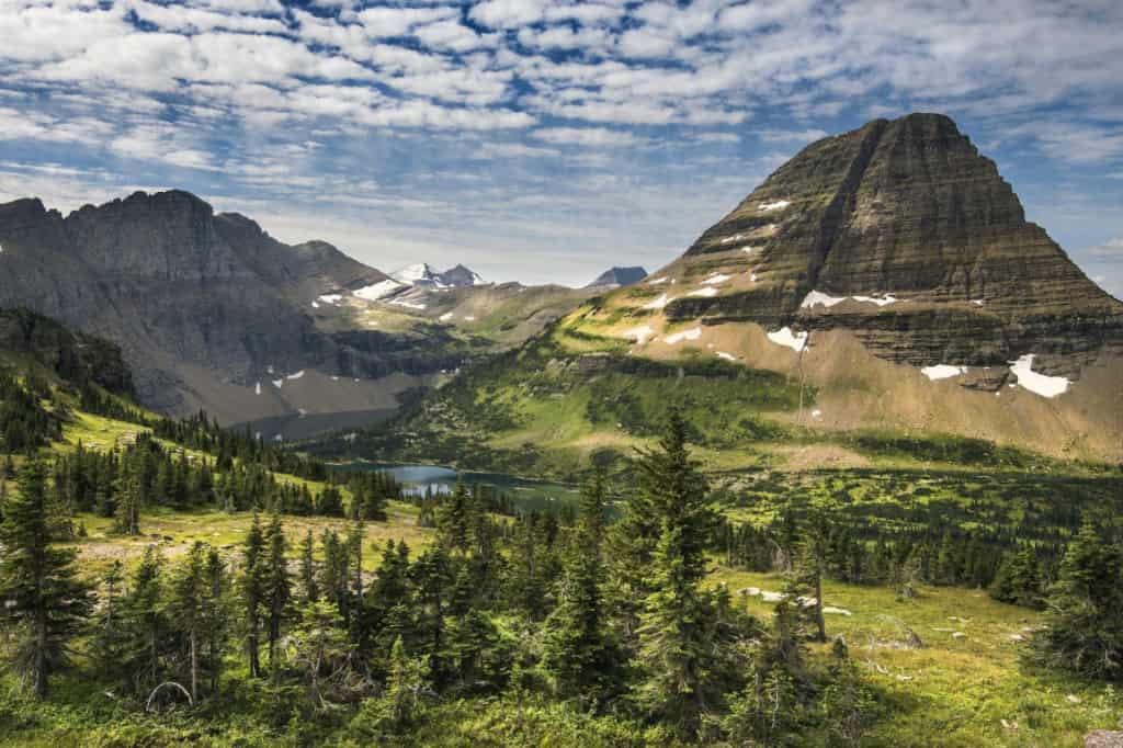 Outdoor activities in Montana, USA