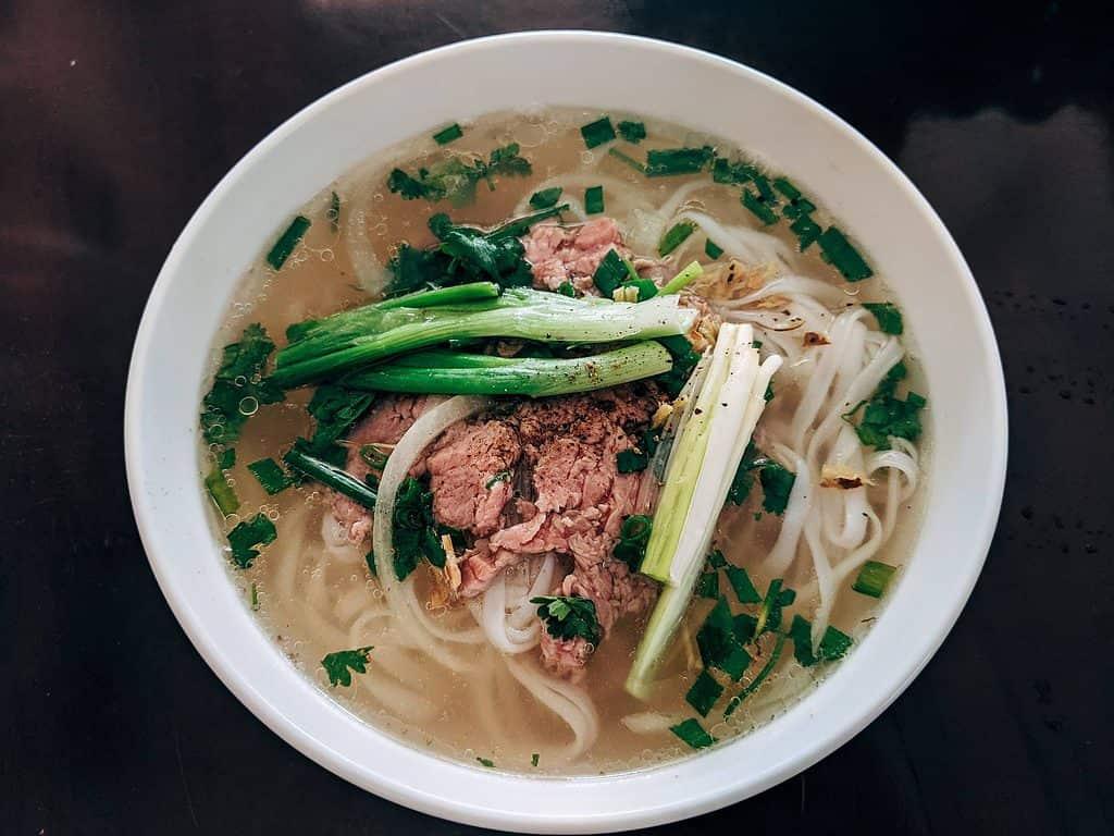 Vietnamese Dishes - Pho