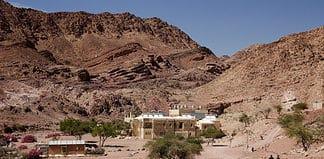Wadi Feynan Ecolodge in Jordan