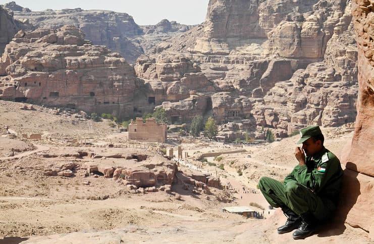 Petra itinerary, Jordan
