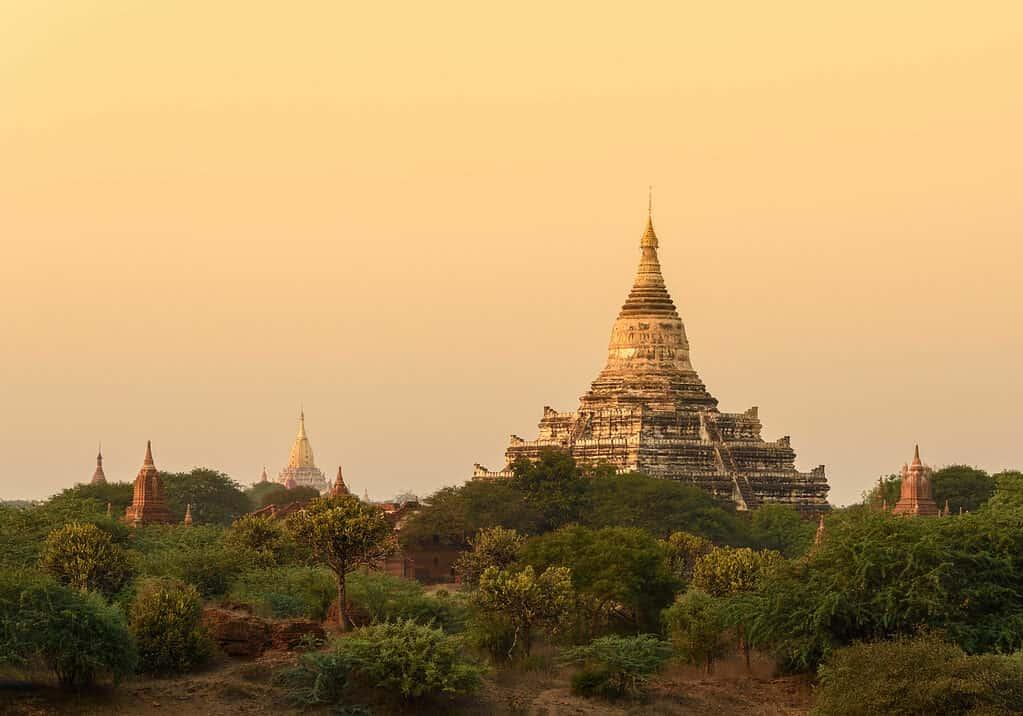 Wonders of Asia, Myanmar