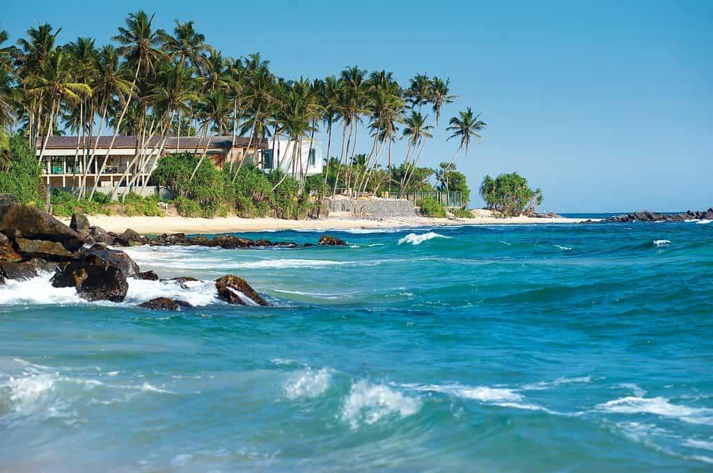 underrated beach destinations, Sri Lanka