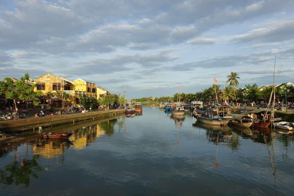 Hoi An, Da Nang Vietnam