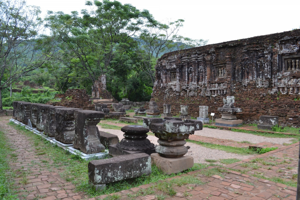 Mỹ Sơn - Da Nang attractions, Vietnam