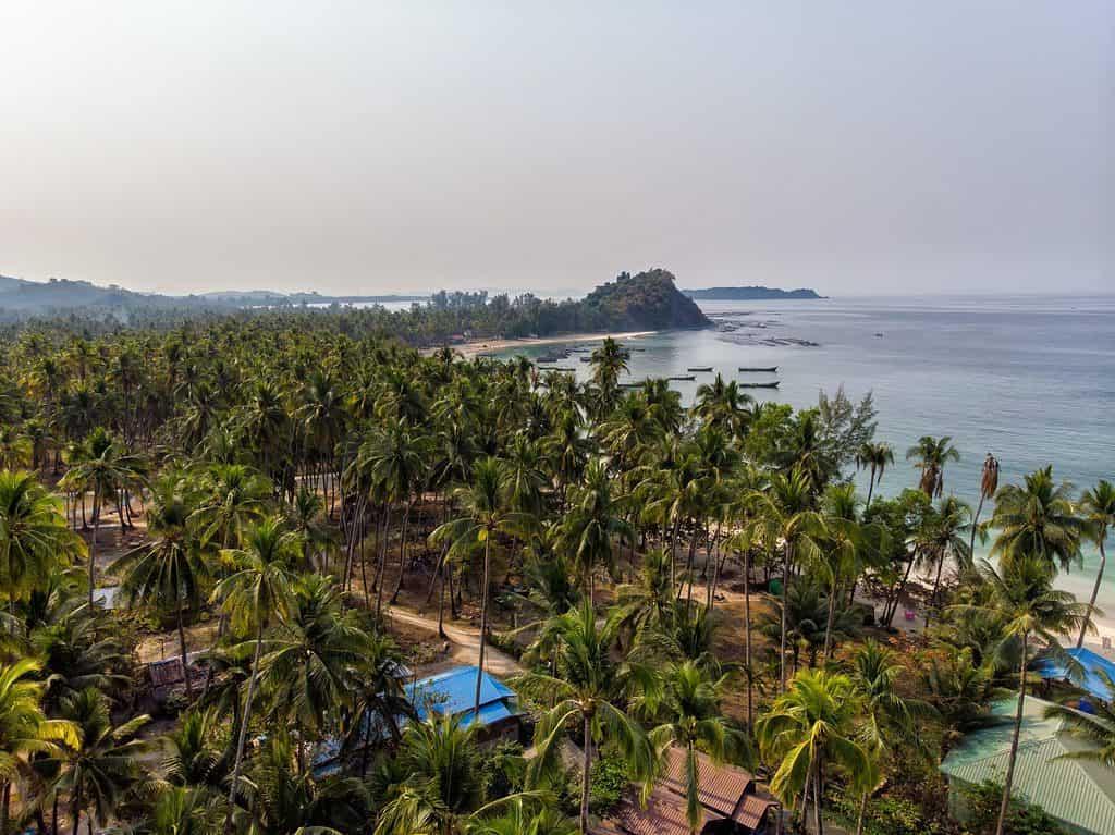 best tropical destinations, Myanmar