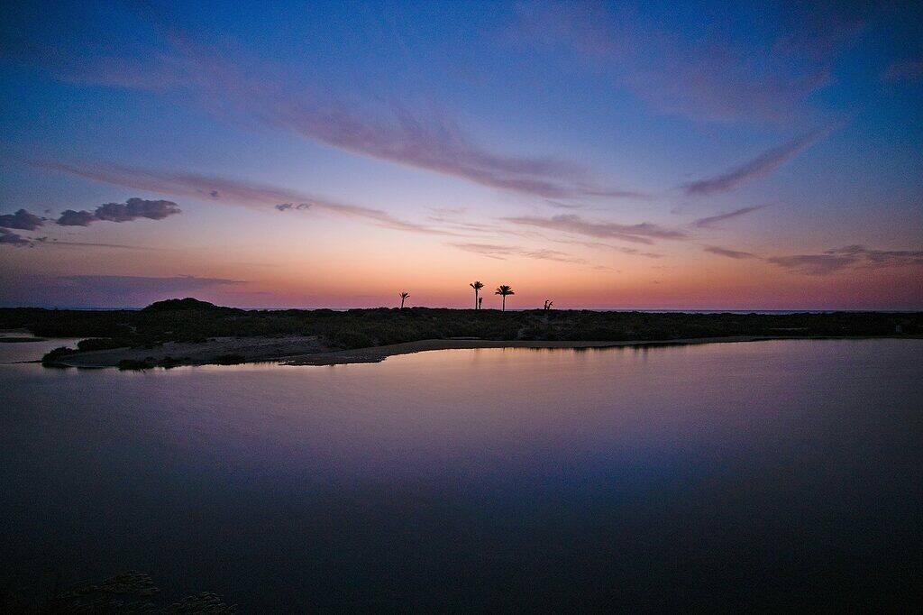 Murcia beach, Spain