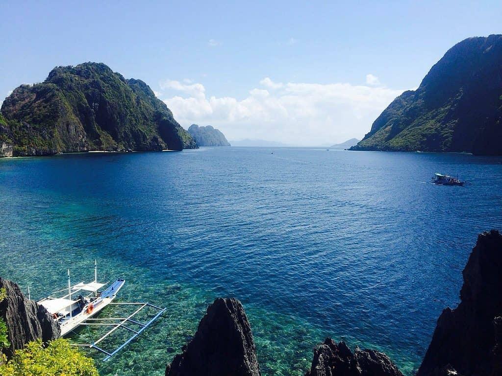 Calauit tour in Palawan, Philippines