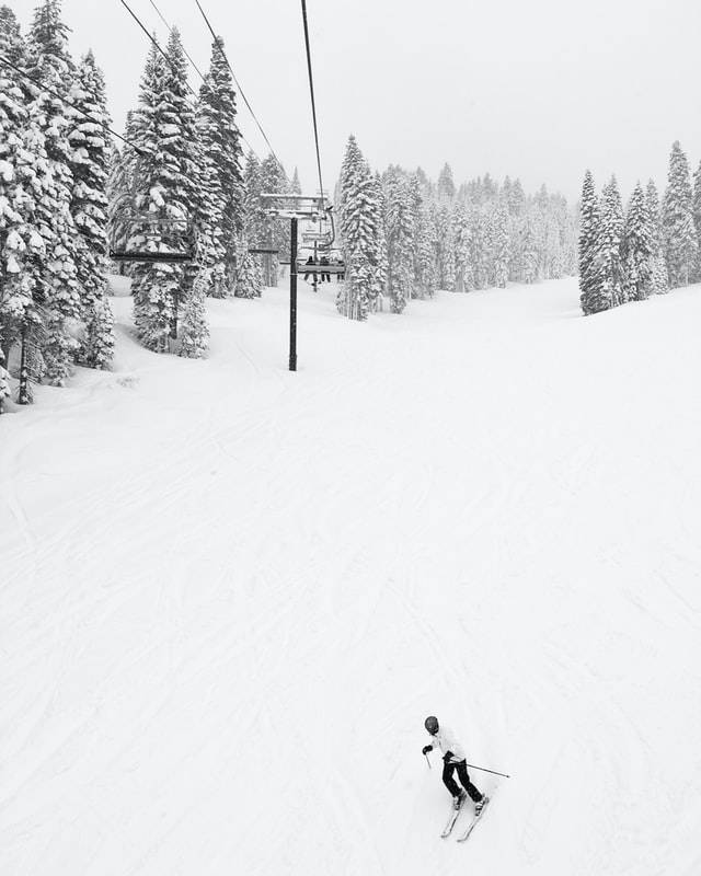 Ski resorts in Lake Tahoe