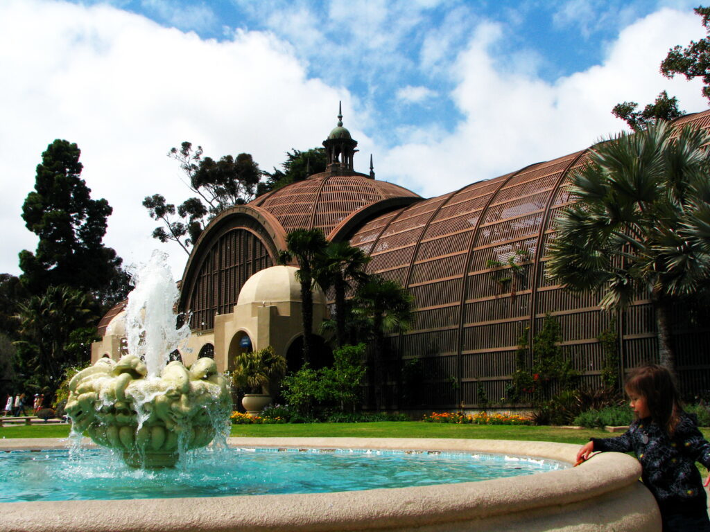 Free activities at Balboa Park in San Diego