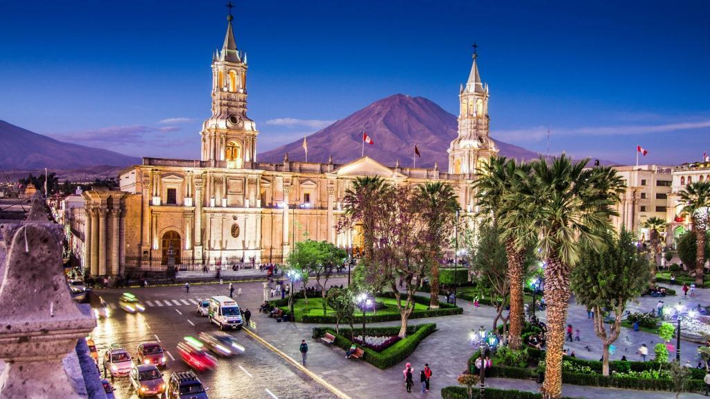 Arequipa in Costa Rica