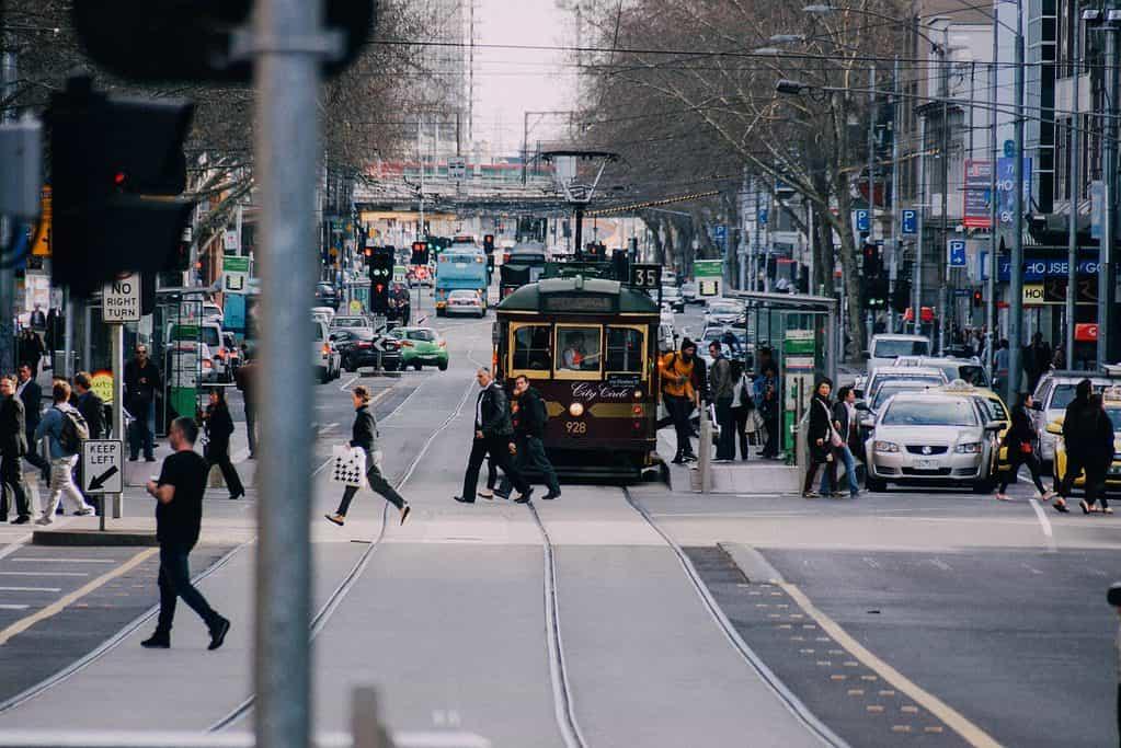Melbourne on a budget, Australia