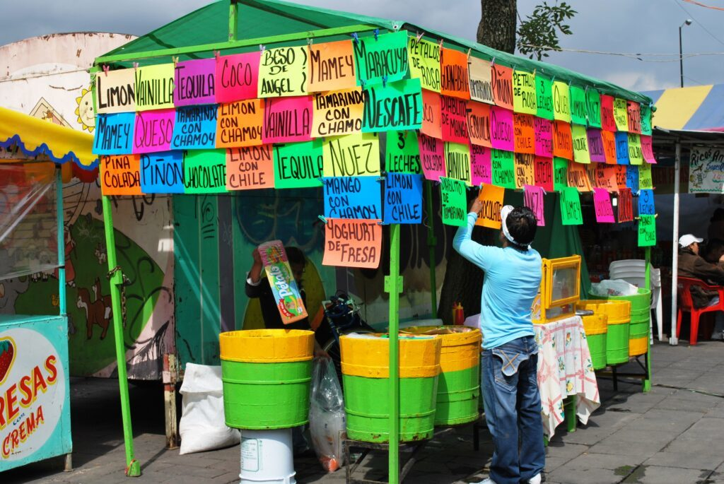 Exotic Food in Rocky Point, Mexico