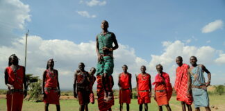 Jumping Masai - the benefits of culture shock