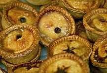 Pork pies in Britain