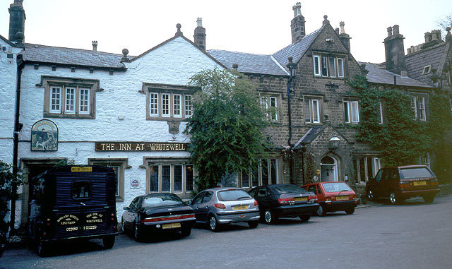 British hotels - The Inn at Whitewell