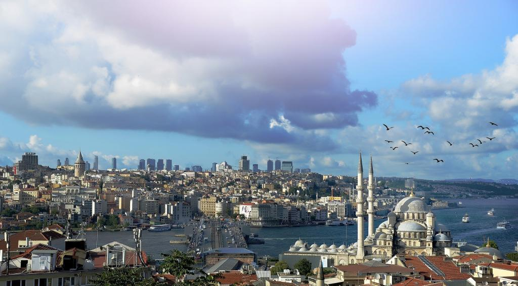 Gap year in Istanbul, Turkey