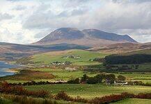 Visiting Isle of Arran in Scotland