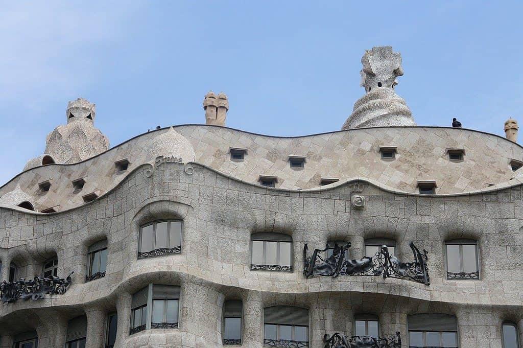 La pedrera building