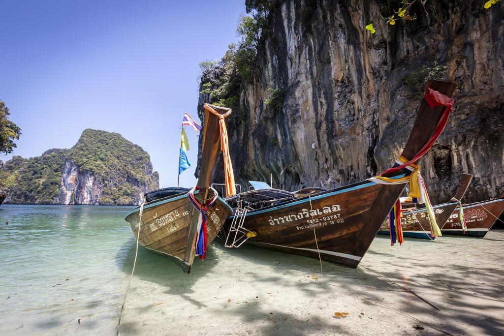 Budget-friendly gap year destinations - Thailand