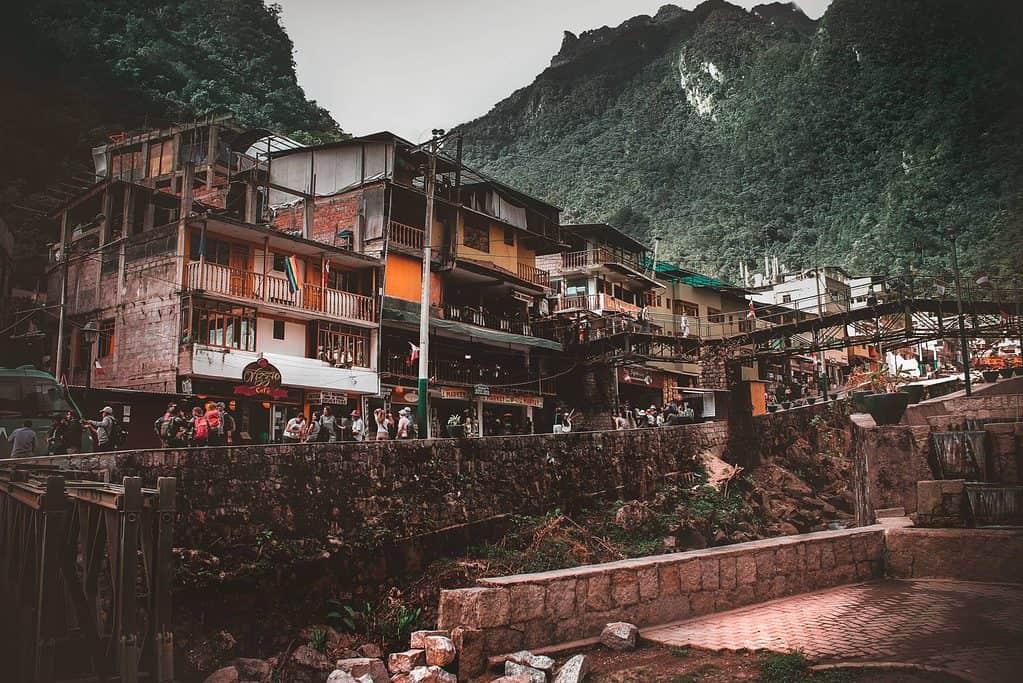 Spending a Night in Aguas Calientes, Machu Picchu