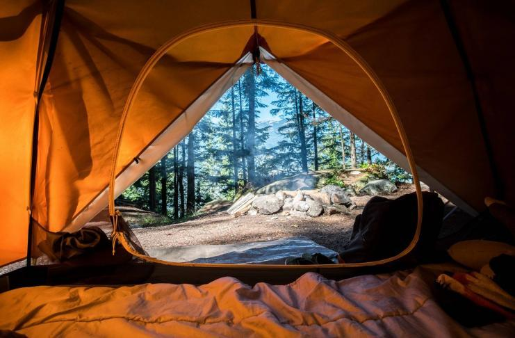 Where to go camping in Virginia, USA