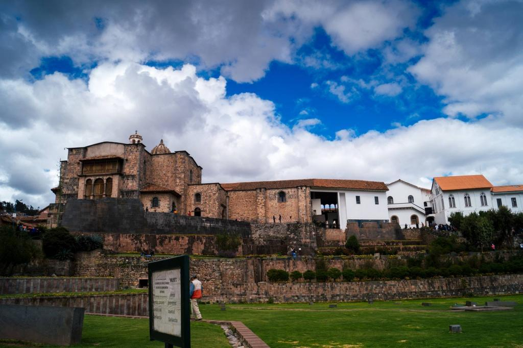 Activities in Cusco, Peru