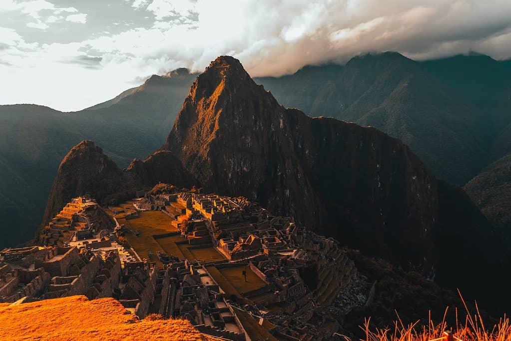 Waynapicchu (Huayna Picchu)